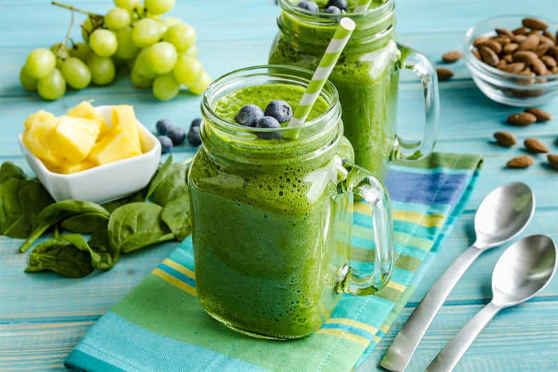 health Story: Green Smoothie recipe
