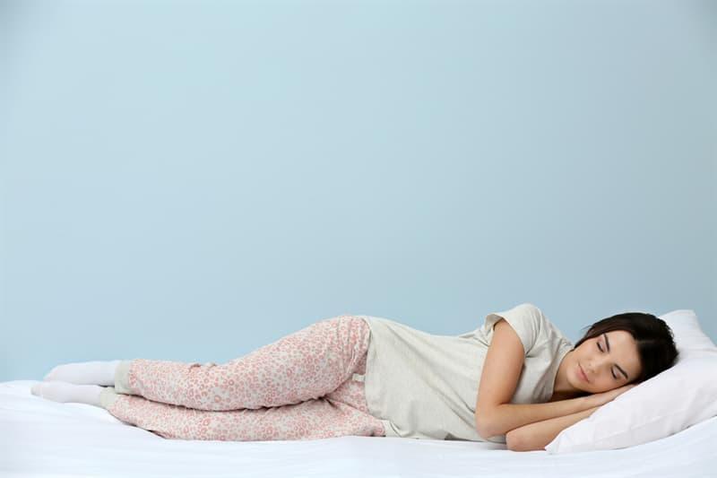 Personality Story: favorite sleep position sleeping personality straight log
