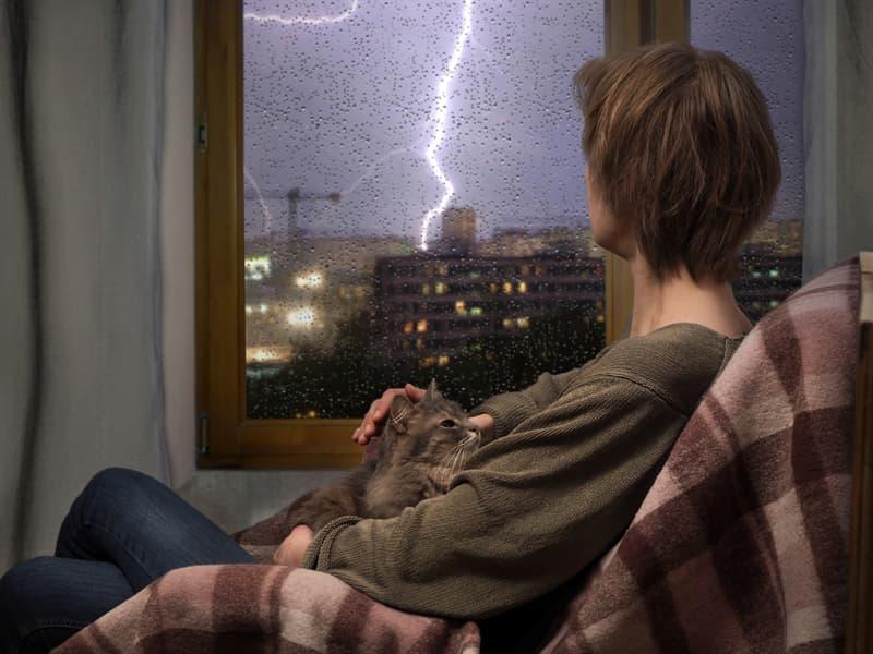 Culture Story: Myth Lightning never strikes the same place twice