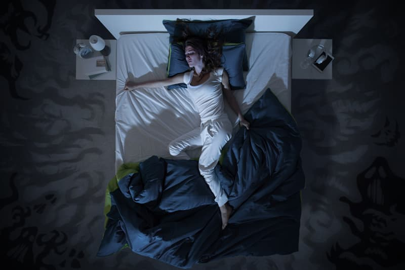 Personality Story: favorite sleep position sleeping personality Yearner yearning
