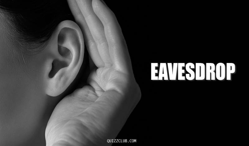 Culture Story: Eavesdrop