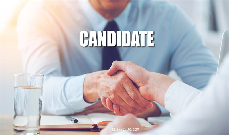 Culture Story: Candidate