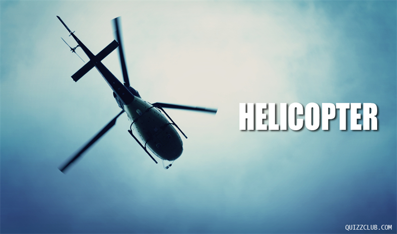 Culture Story: Helicopter