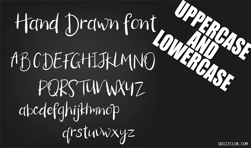 Culture Story: Uppercase and lowercase