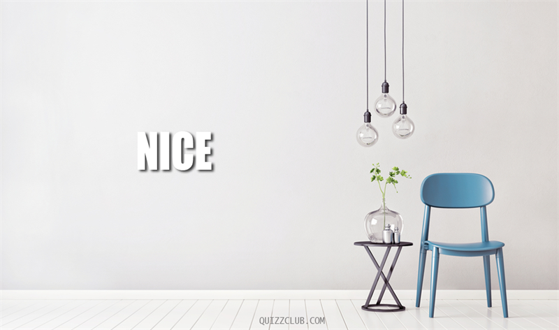 Culture Story: Nice