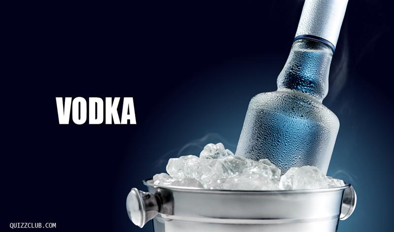 Culture Story: vodka