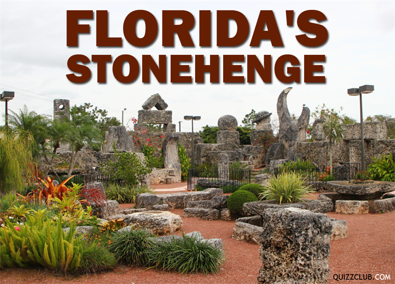 History Story: Florida's stonehenge