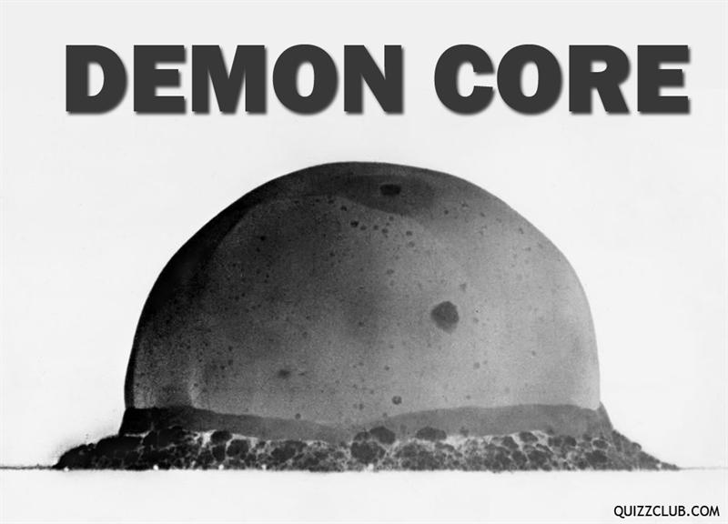 History Story: Demon Core