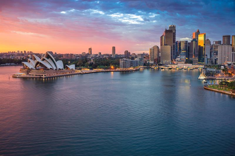 Geography Story: #1 Sydney Opera House