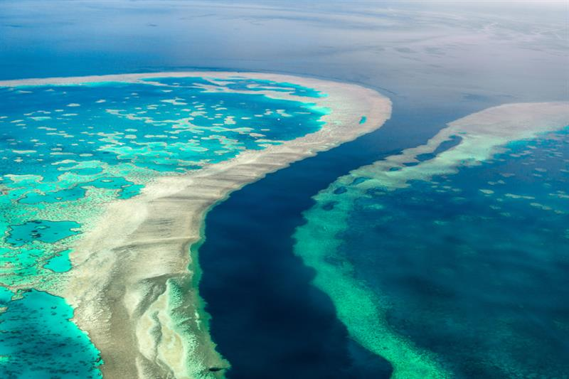 Geography Story: #12 Great Barrier Reef