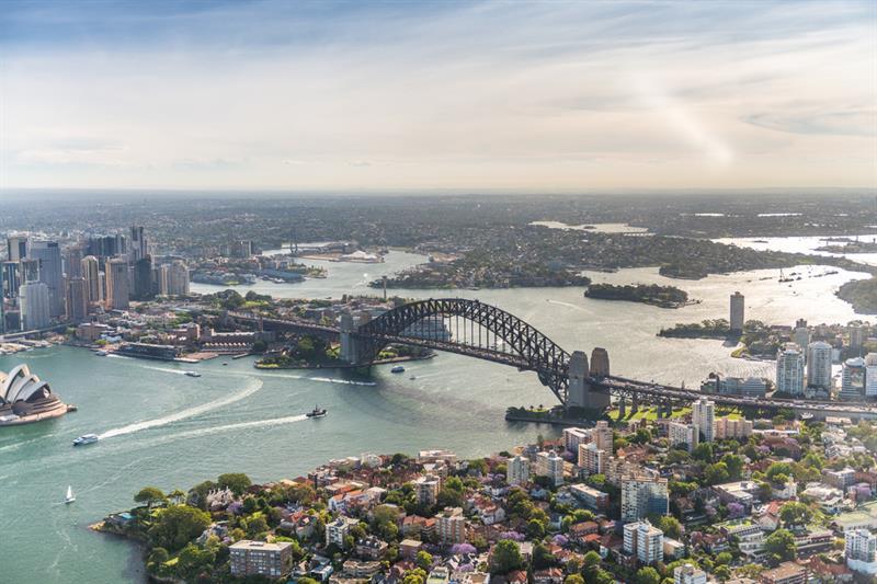 Geography Story: #2 Harbour Bridge