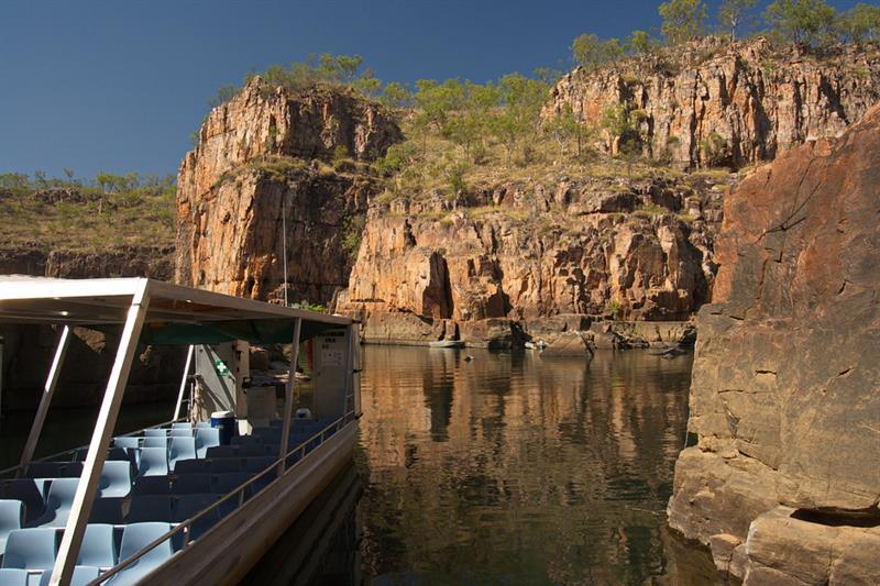 Geography Story: #6 Nitmiluk National park. Cruise along Katherine Gorge