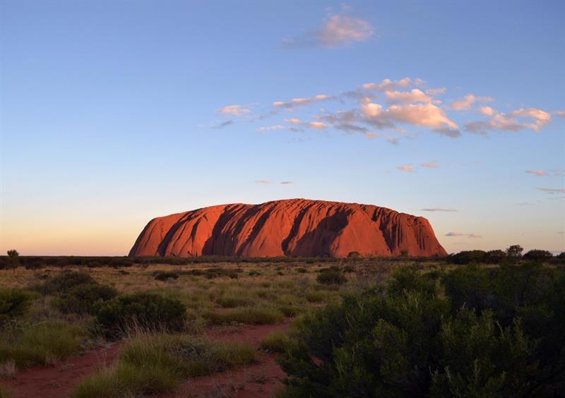 Geography Story: #7 Uluru Rock