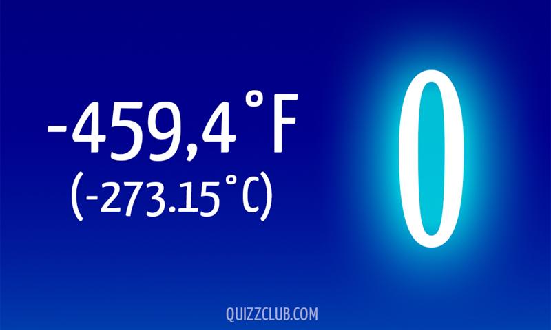 Nature Story: -459,4°F (-273.15°C)