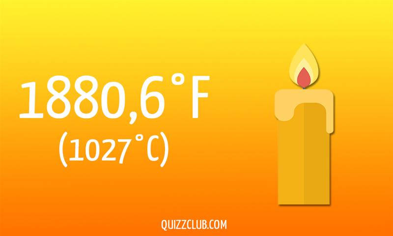 Nature Story: 1880,6°F (1027°C)
