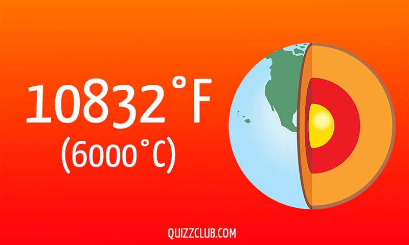 Nature Story: 10832°F (6000°C)