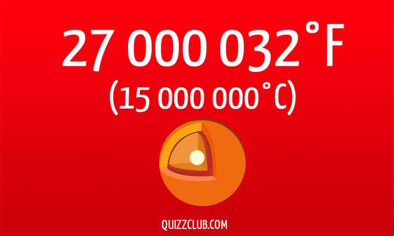 Nature Story: 27 000 032°F (15 000 000°C)