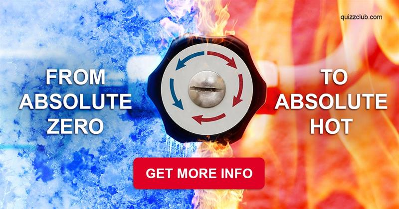 Nature Story: From absolute zero to absolute hot - an amazing trip through the Universe