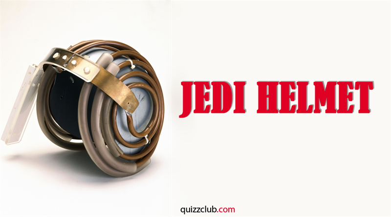 History Story: Jedi helmet