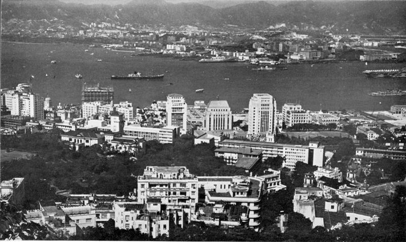 Geography Story: #2 Hong Kong. 1960s and present time