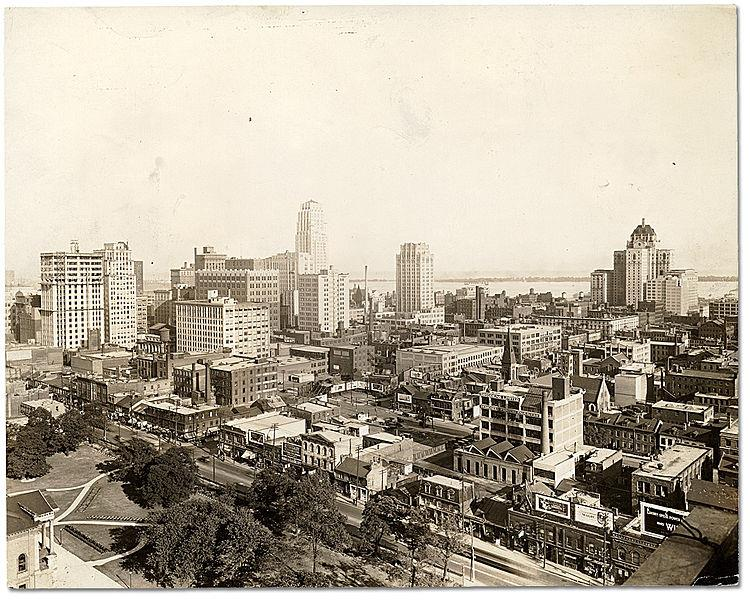 Geography Story: #5 Toronto, Canada. 1930 and now