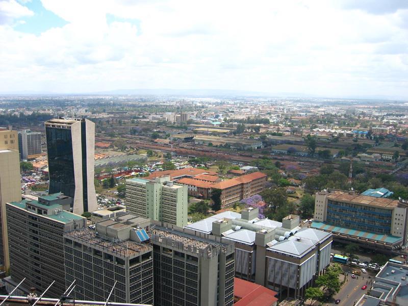 Geography Story: #7 Nairobi, Kenya. 2007s and nowadays