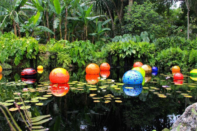 Nature Story: #8 Fairchild Tropical Botanic Garden in Florida