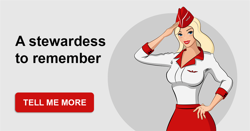 Culture Story: 11 most remarkable flight attendants' outfits