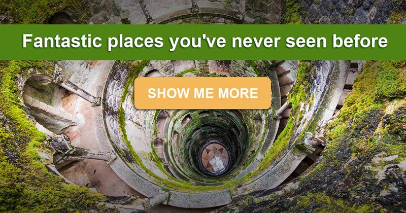 Geography Story: 11 most unusual sights of the world you definitely don't know about