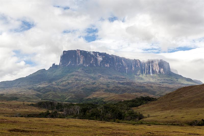 Geography Story: #10 Mount Roraima, Venezuela