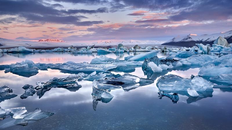 Geography Story: # 2 Jökulsárlón - Glacier Lagoon in Iceland