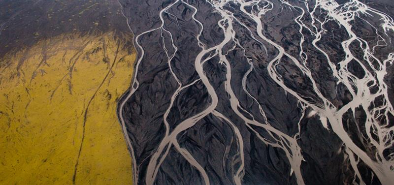 Geography Story: #5 River view in Iceland