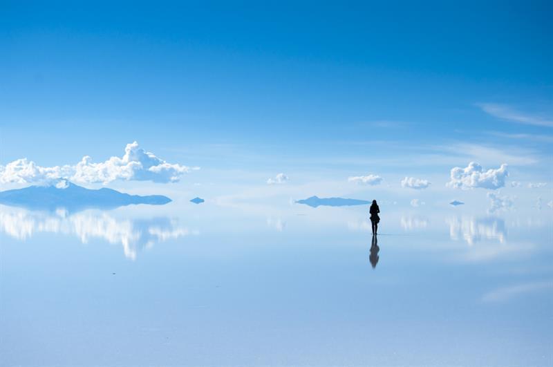 Geography Story: #8 Salar de Uyuni - alkali flat in Bolivia