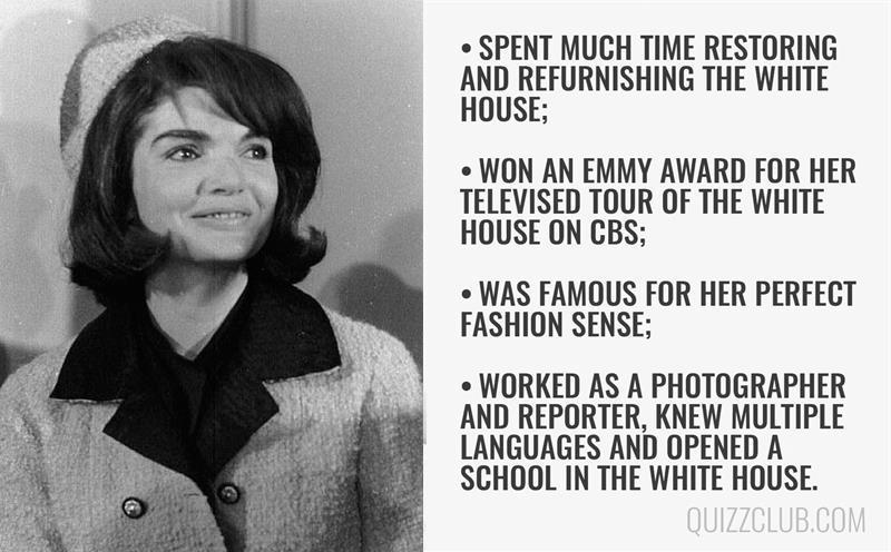 History Story: #4 Jacqueline Kennedy Onassis