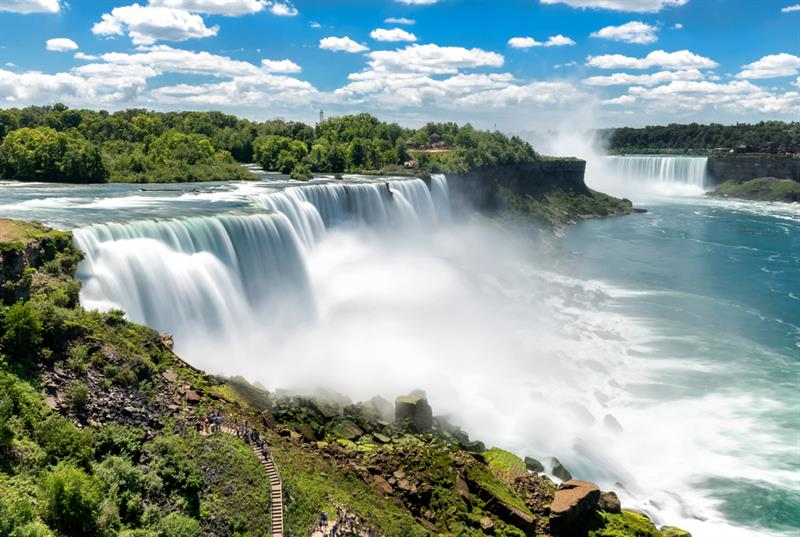 Geography Story: #7 Niagara falls - the highest in the world