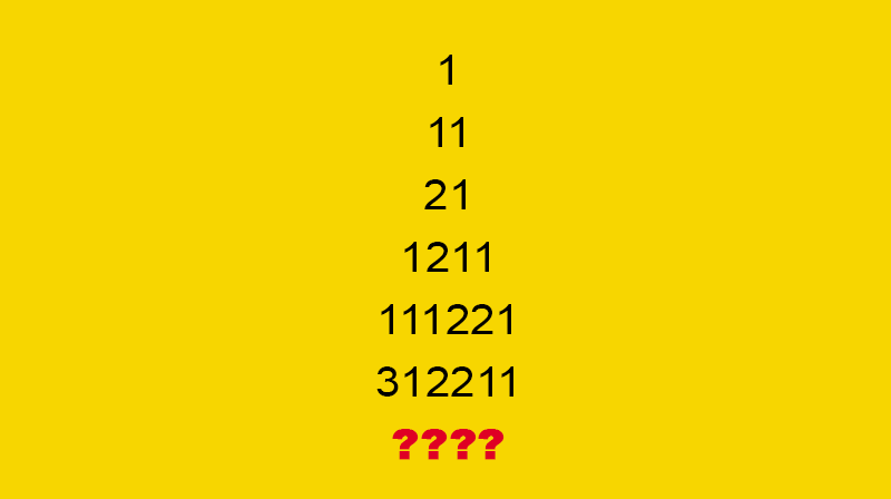IQ Story: #8 Bernar Werber's riddle. Forget everything you know to solve this one!
