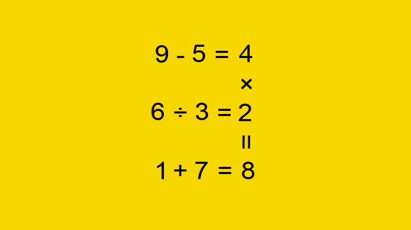 IQ Story: 9 tasks to test your reasoning and attention #6: