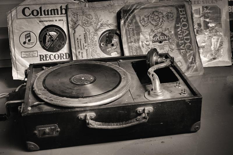 Science Story: #5 TURNTABLE