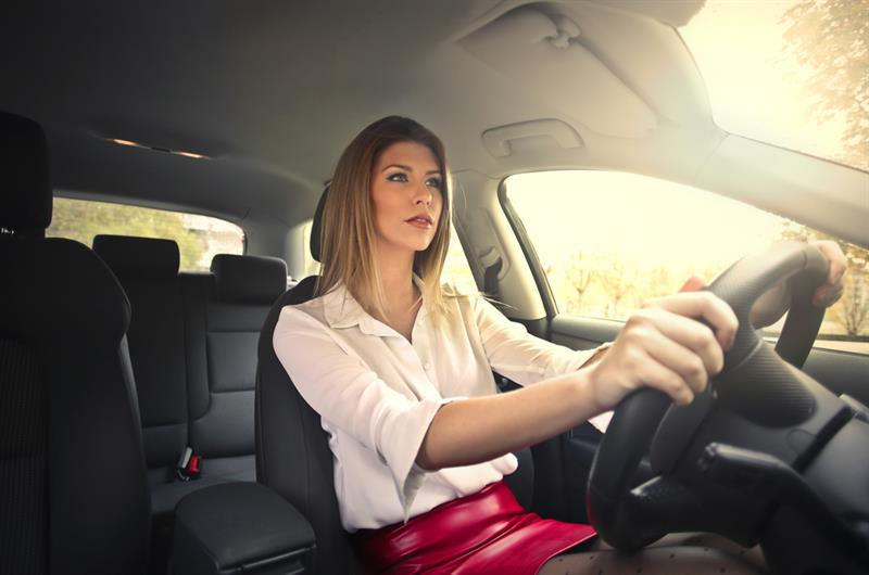 Science Story: #8 Driving a car