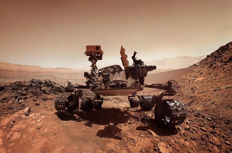 Geography Story: #1 After all, it is more likely that life on Mars did exist