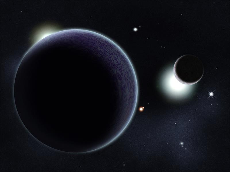 Geography Story: #7 The 9th planet can again appear in the Solar system