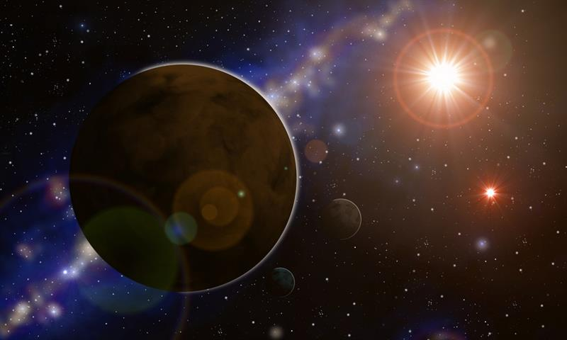 Geography Story: #8 There can be an inhabited planet around the Sun's nearest star