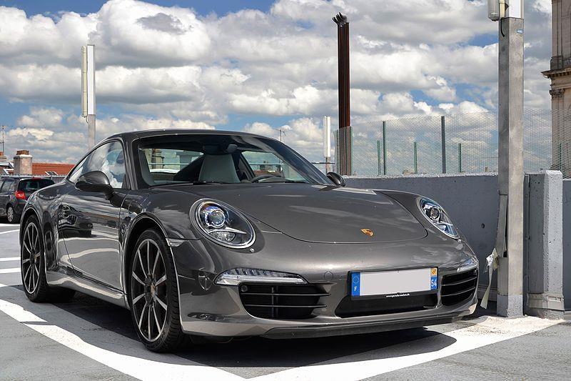 Society Story: #2 Porsche 911
