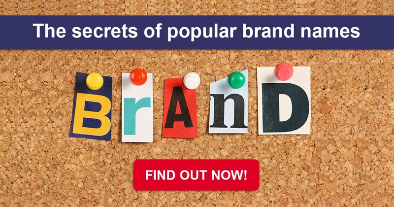 Society Story: Find out what stands behind numbers in the names of famous brands