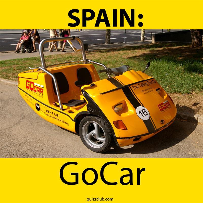 Geography Story: GoCar