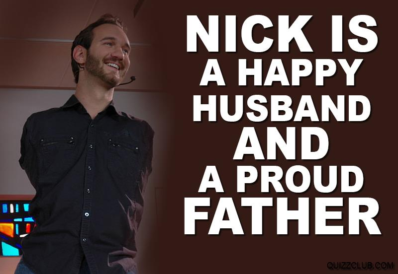 Society Story: Nick's books, beautiful family and global recognition