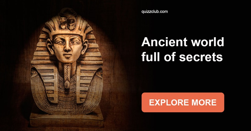 Culture Story: Interesting facts about ancient Egypt you probably didn't know