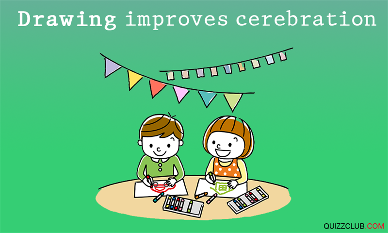 Science Story: #8 Drawing improves cerebration