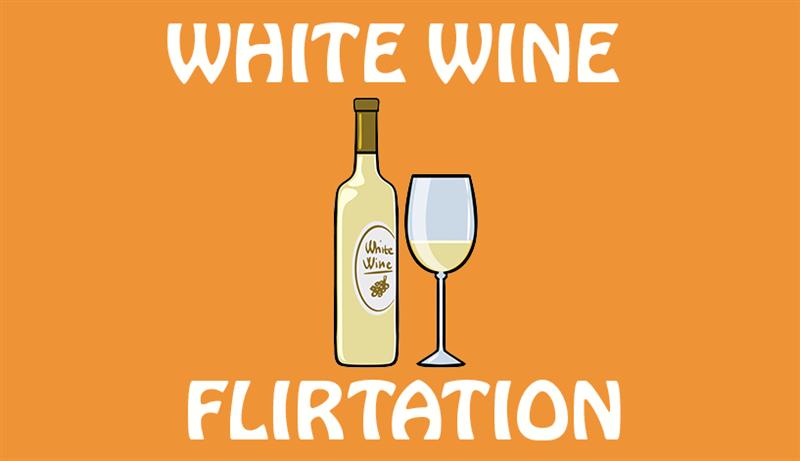 Science Story: White wine = Flirtation