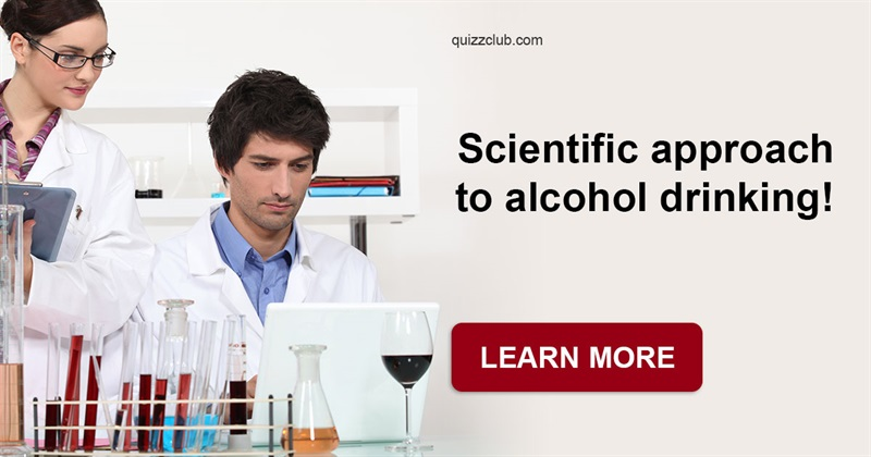 Science Story: Science knows which feelings different kinds of alcohol provoke in us